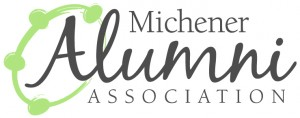 Michener Alumni Association Logo