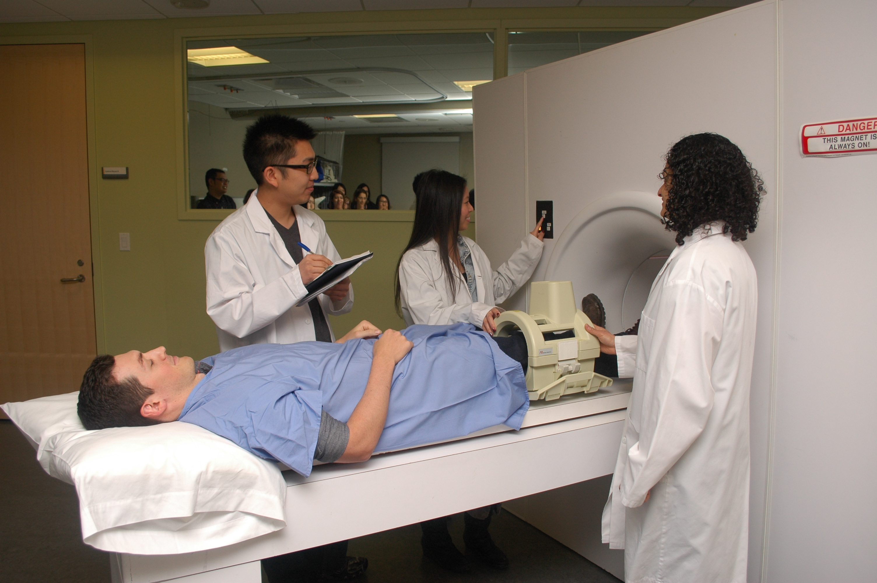Magnetic Resonance Imaging The Michener Institute