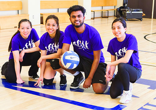 Fitness, Athletics and Recreation at Michener