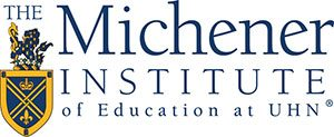 Michener Institute of Education at UHN logo