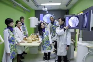 Radiological technology
