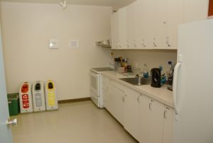 Student Residence Kitchen 3