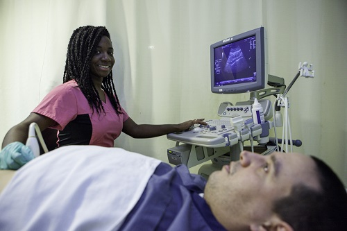 Diagnostic Medical Sonography/Ultrasound Program at The Michener Institute