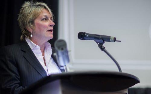 Michener President & CEO Maureen Adamson