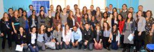 Michener's 10th Anniversary Respiratory Therapy Stethoscope Ceremony