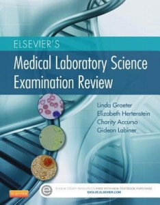 book cover - Elsevier's Medical Laboratory Science Review
