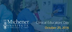 Clinical Educator's Day - Logo