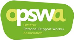 Ontario Personal Support Worker Association Logo