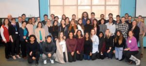 Radiological Technology faculty and first-year students