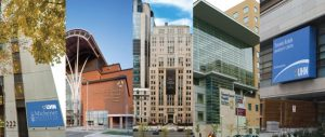 UHN Campuses