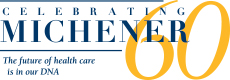 Celebrating Michener 60 - The future of health care is in our DNA