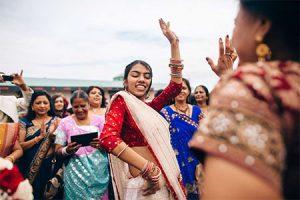 Richa Dancing