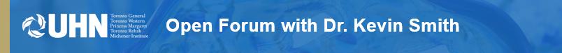 UHN Open Forum