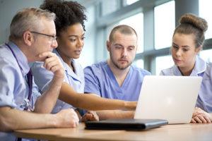 medical staff meeting