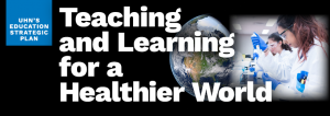 Teaching and learning for a healthier world
