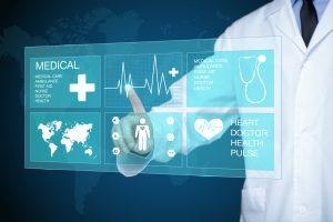AI in Health Care decorative image