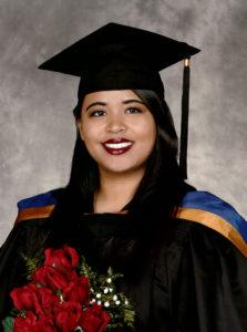 Marienell graduation photo
