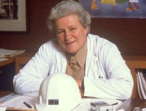 Michener's founder, Dr. Diana Schatz