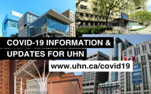 UHN Buildings Photo
