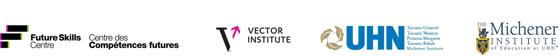 FutureSkills-VI-Michener Logos