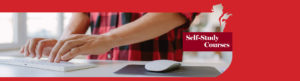 Self study courses banner