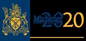 Michener Convocation Logo