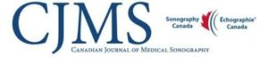 Canadian Journal of Medical Sonography logo