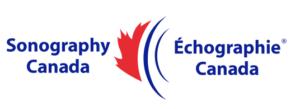 Sonography Canada logo