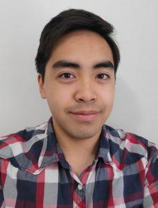 Headshot of Michener student Ryan Floro